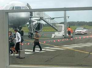 Police incident sparks Sunshine Coast Airport delays