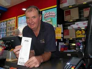$1.33 million is waiting for lucky Fraser Coast lotto winner