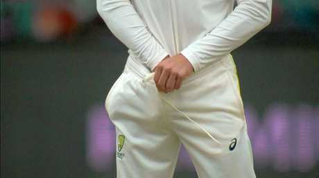 Cricket Players Caught Tampering With the Ball. Welcome to 'Sandpapergate.'