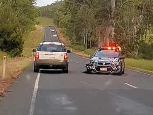 UPDATE: Police were after speedster when crash happened