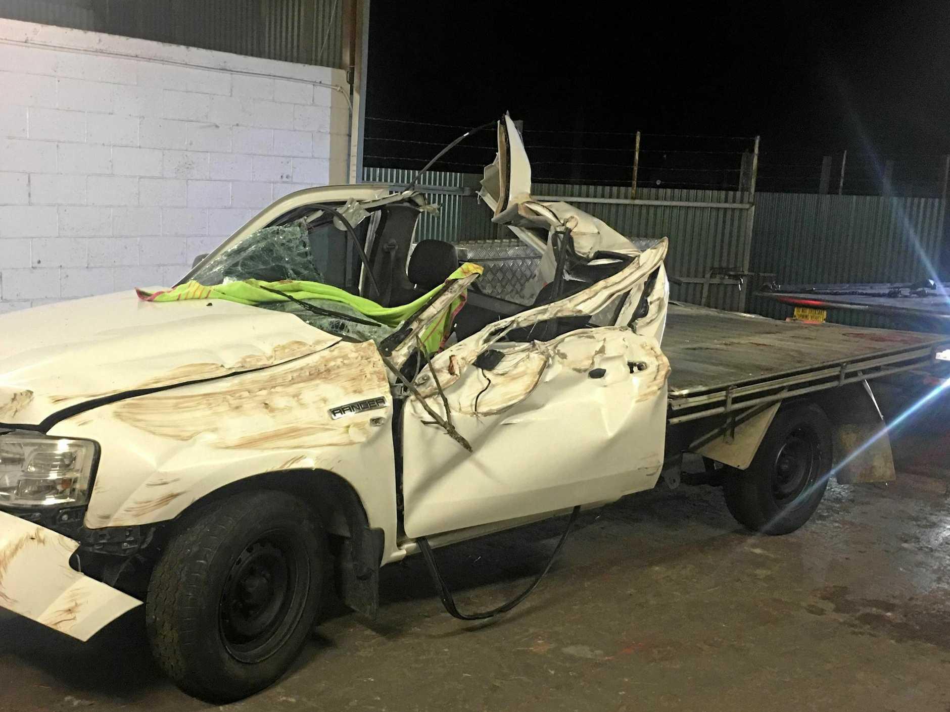 CRASH: Fatality occured on Pacific Boulevard at Buddina, near Kawana, about 7.20pm before crashing into a tree.