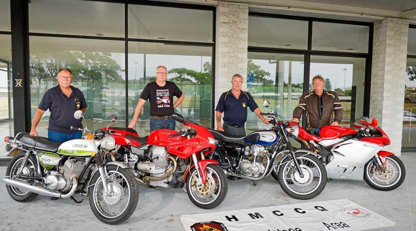 Historic Motorbike Show To Rev Up Easter Observer