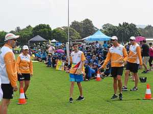 Historic day for Gympie as baton relay hits town
