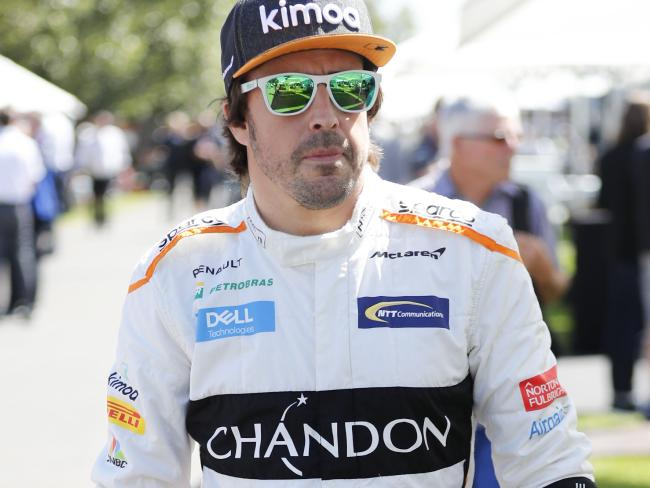Fernando Alonso has put Red Bull on notice.