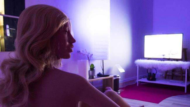 A Paris 'sex doll brothel' has sparked fears of fuelling rape fantasies. Picture: Joel Saget/AFP
