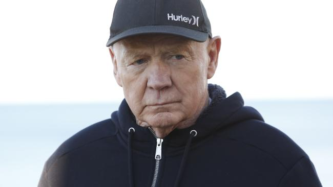 Immortal Bob Fulton was not penalised over Manly's salary cap breaches.
