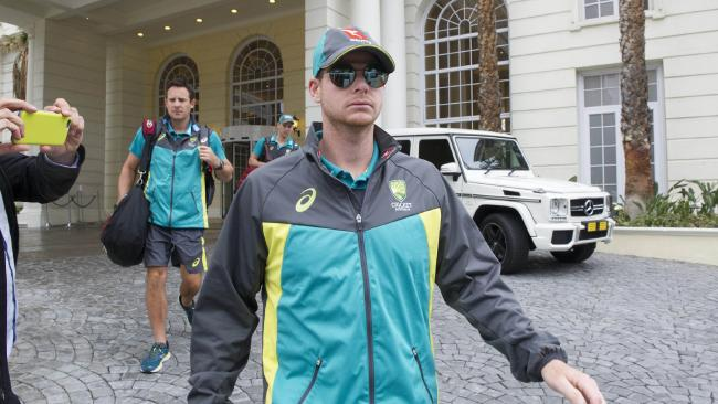 Steve Smith faces an uncertain future as fallout from the ball tampering scandal continues. Picture: Nasief Manie/WP Media