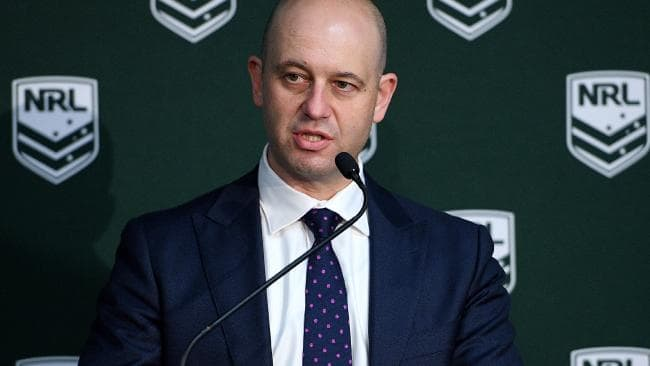 Todd Greenberg has handed down penalties for Manly's salary cap rort.