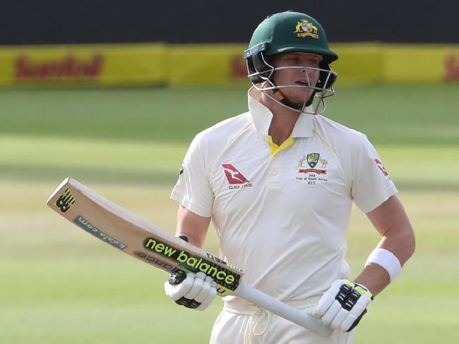 Steve Smith had a shocker of a series, with and without the bat.