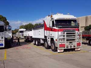 Truck caught 25km over speed limit triggers inspection