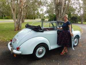 Morris cars set to arrive on Fraser Coast ahead of Easter