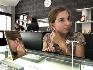 Young Maryborough jeweller about to finish apprenticeship