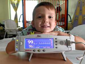 Hospital says thank you after receiving life-saving machines