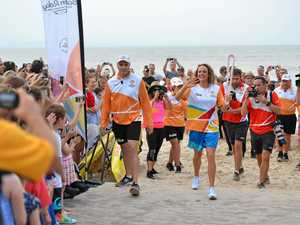 Emotions high as Queen's Baton arrives on Coast