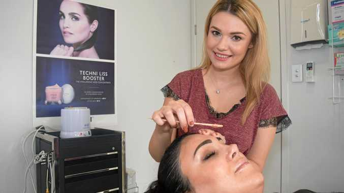 Springfield Brow Room owner, Maya Tvrdinic, is the first-known, dedicated brow specialist in Springfield.