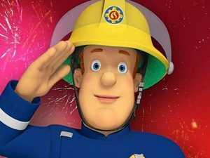 Popular kids cartoon hero comes to Springfield