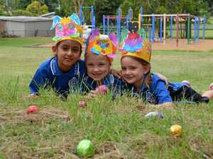 Gayndah students eager for Easter celebrations