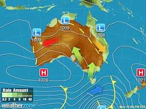 RAIN, WIND, HUMIDITY: Bundy's Easter weather outlook