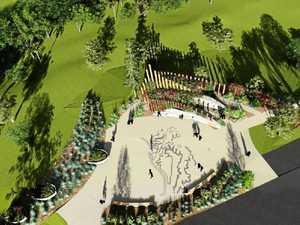 VIDEO: Gallipoli memorial now set in steel