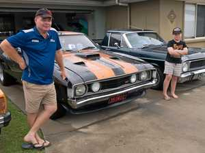 Me and My Ride: A fine XAmple of old Fords