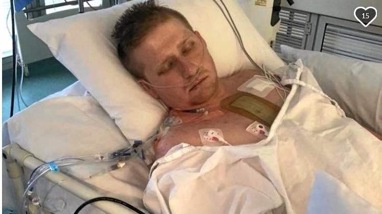 Jesse Vincent-Ellis, 19, remains in St Vincent's Hospital after undergoing a heart transplant.
