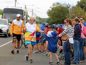 Queen's Baton: Mayor wants packed streets for relay