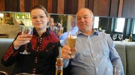 Sergei Skripal and daughter Yulia are fighting for their lives in hospital.