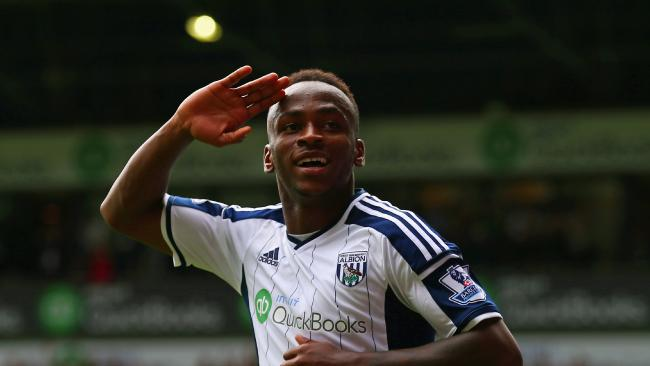 Saido Berahino has finally scored a goal.