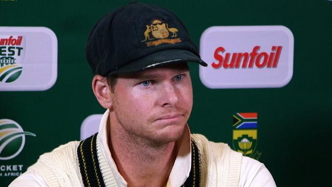 Steve Smith's future as Test captain looks to be over.