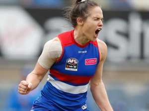 Top Dog crowned best in AFLW