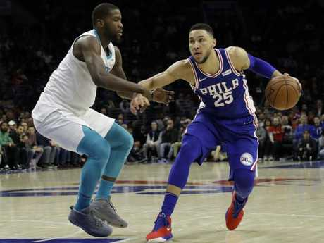 Philly have scored a gem in Ben Simmons.