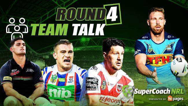 NRL Team Talk round 4