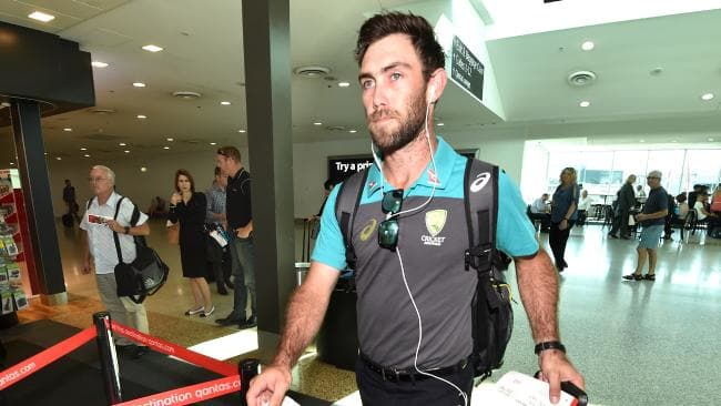 Could Glenn Maxwell earn a shock Test recall? Picture: Jay Town