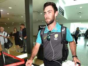 Glenn Maxwell likely to be at head of replacement queue