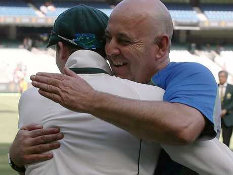 Darren Lehmann and Steve Smith shared one helluva journey.