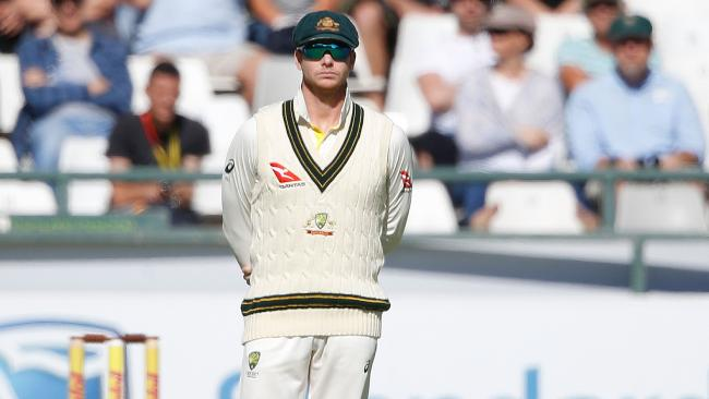 Steven Smith is in a world of pain.