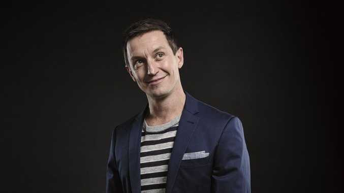Rove McManus is back on Ten as the host of Show Me The Movie!