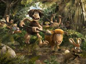 MOVIE REVIEW: Early Man takes aim and mostly fires