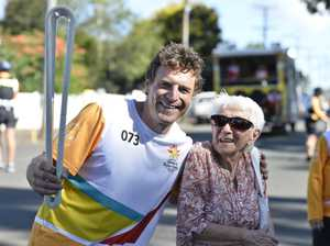 Baton relay 'an honour' for Toowoomba country music singer
