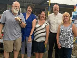 Neighbourhood centre program providing vital support