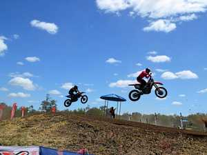 MX roars into town