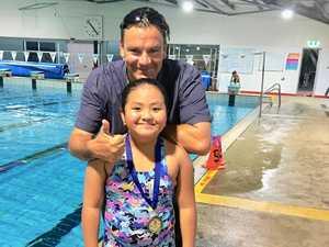 Spirits dive as renowned Warwick coach bids farewell