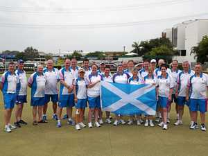 Scottish athletes hit greens to bolster confidence