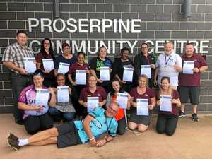 Proserpine talks mental health