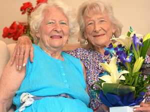 Twins excited to reach 89th birthday together