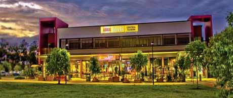 Springfield Central Tavern.