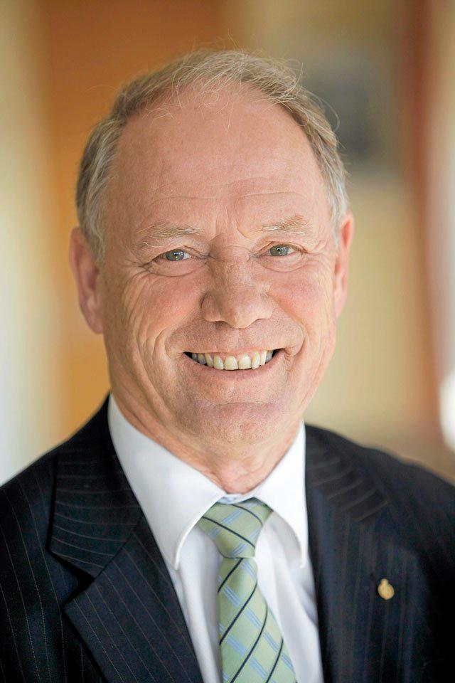 Member for Coffs Harbour Andrew Fraser.