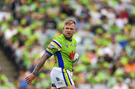 Blake Austin has been dropped by Raiders coach Ricky Stuart.