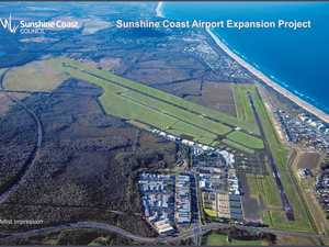 Traveller's dream in sight as $225m airport expansion begins