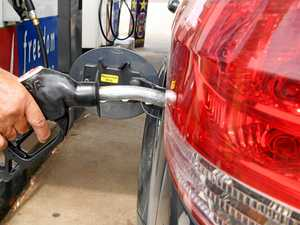 FUEL FURY: Price at the bowser pumped up ahead of holidays